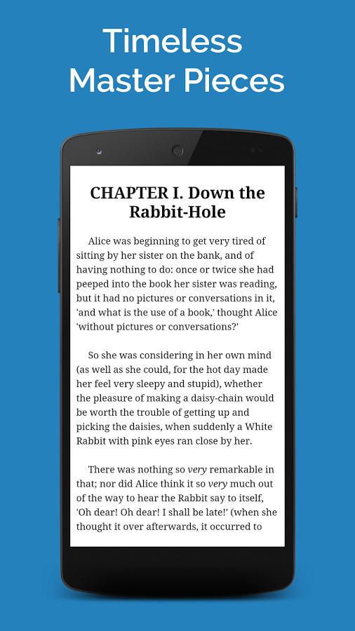 smartphone app project gutenberg livres gratuits lecture ebook