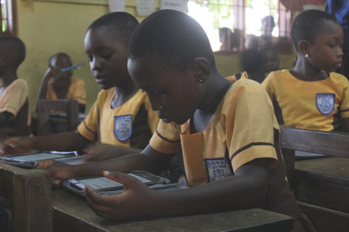 World Readder et Kindle Reading Fund