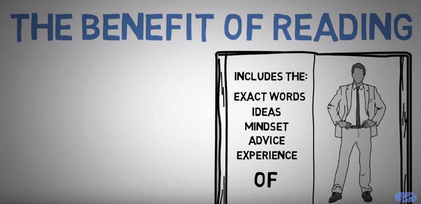 lire pour avoir du succès