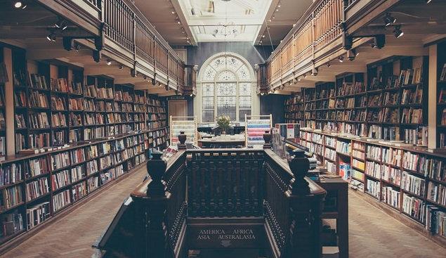 bibliothèque usa