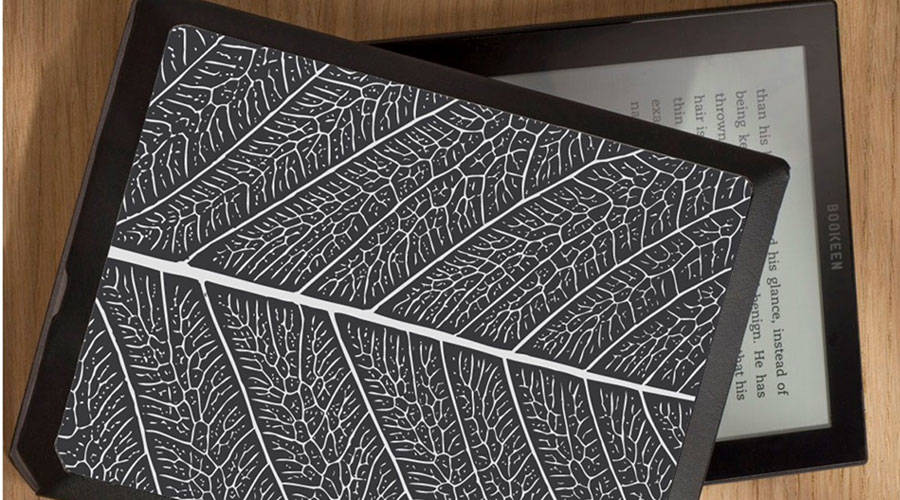 cybook solar leaf cover