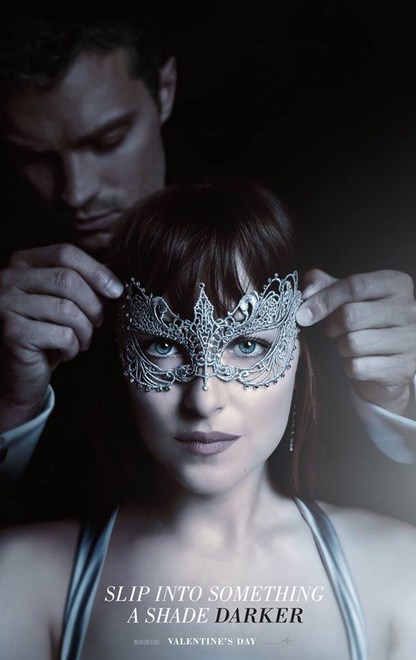 Fifty Shades Darker, d'après Christian