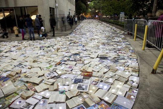 Literature vs. Traffic in Toronto