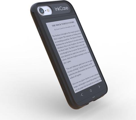 i7 coque ecnre électronique iphone 7 ibooks