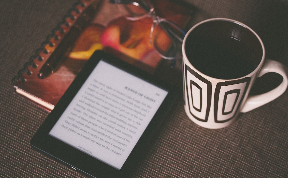 kindle et café