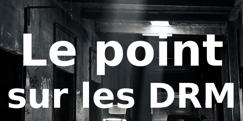 point sur les drm des ebooks