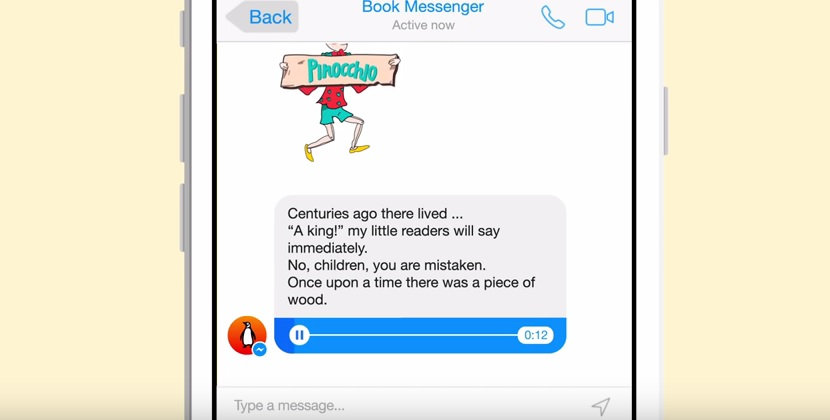 ebook future lions facebook messenger