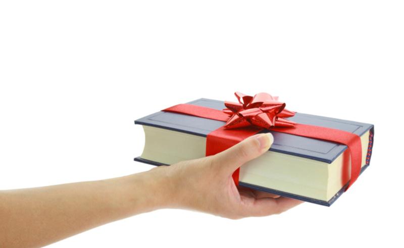 offrir un livre ebook cadeau