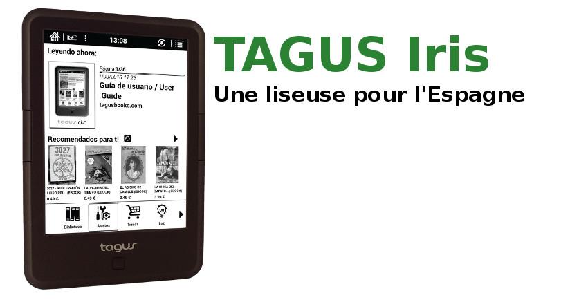 Tagus Iris