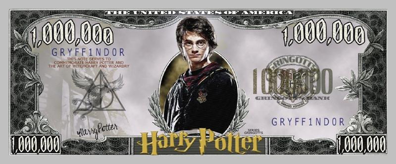argent harry potter