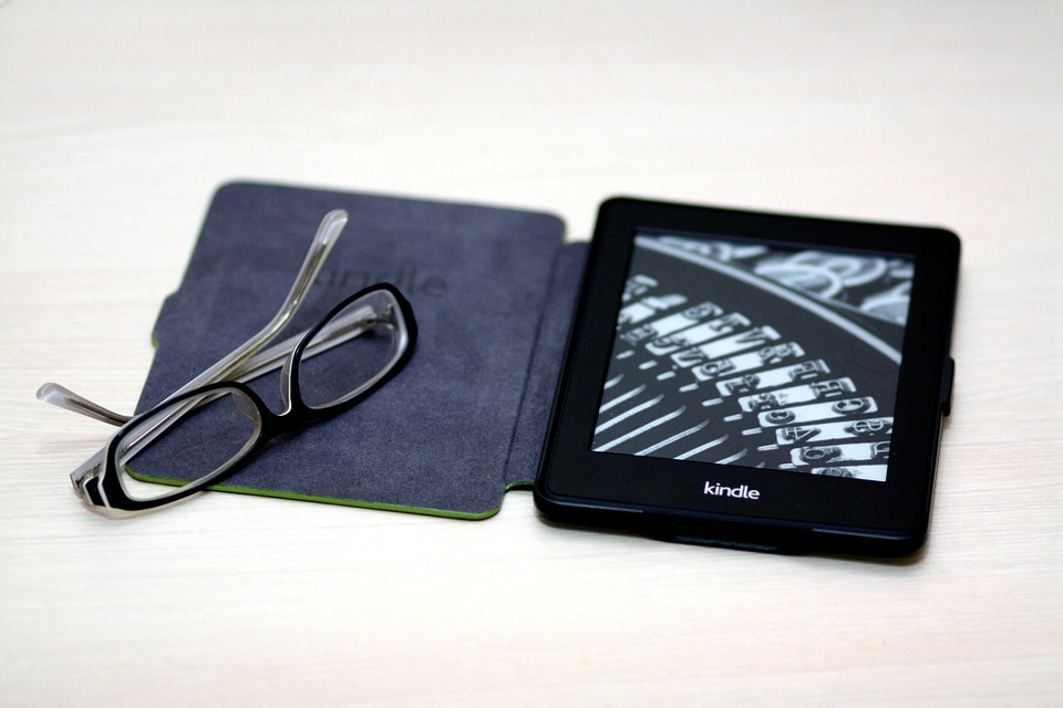 liseuse Kindle
