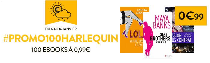 Promotion Harlequin