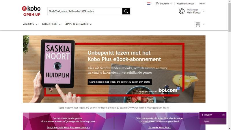 lecture ebook Kobo Plus