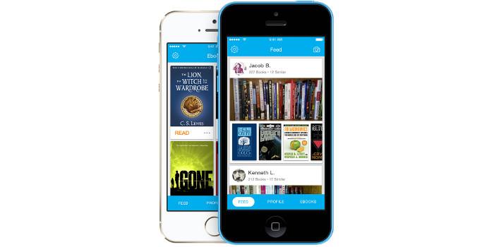 application iphone shelfie