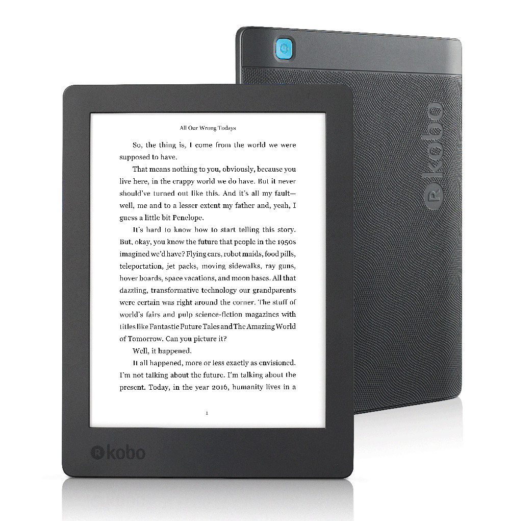 Best ereader e bookreadercomparaison kobo aura edition 2 kobo aura h20 edition 2 fandeluxe Image collections