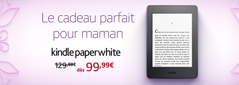 kindle paperwhite réduction