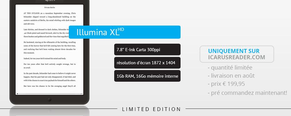 Icarus Illumina XL HD 7.8