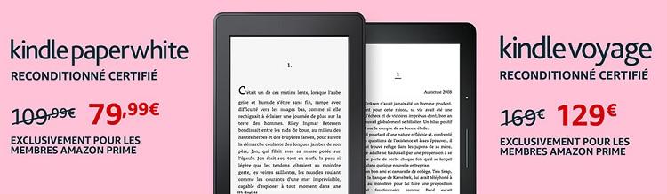 Kindle pas chère