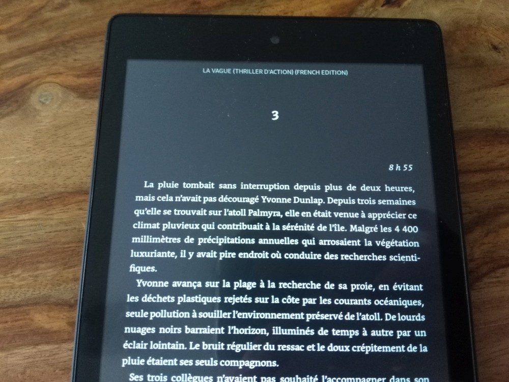 lecture d'un ebook