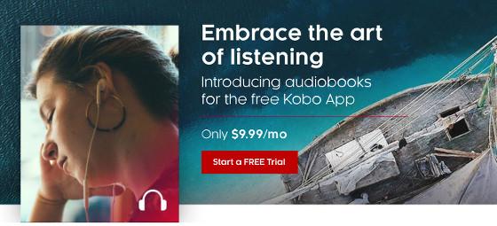 livre audio kobo