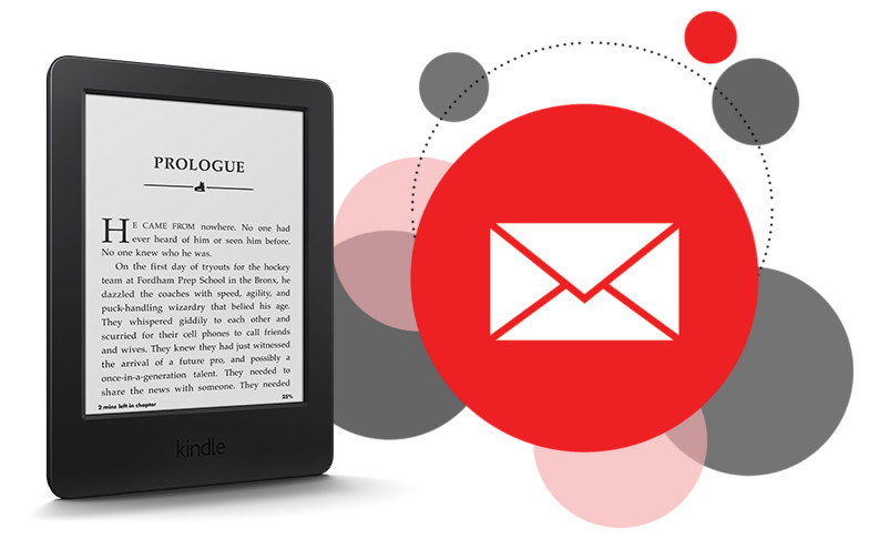 send to kindle email