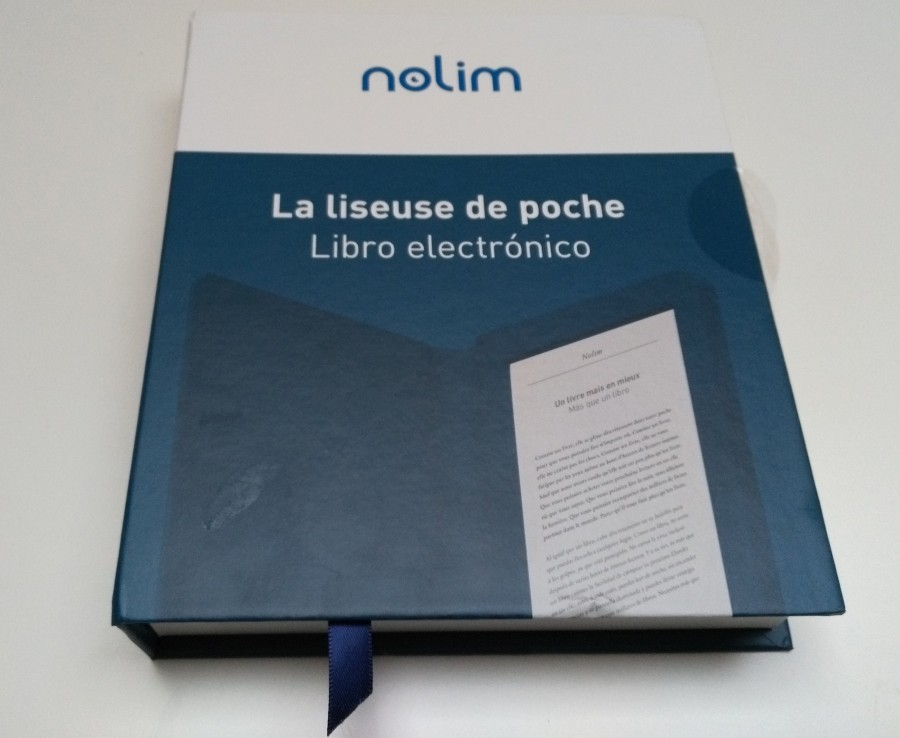 boîte liseuse Nolim