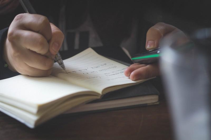 écriture auteur