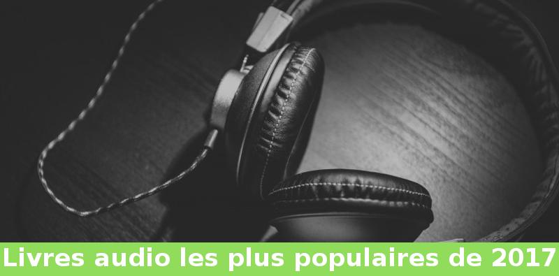 livres audio 2017
