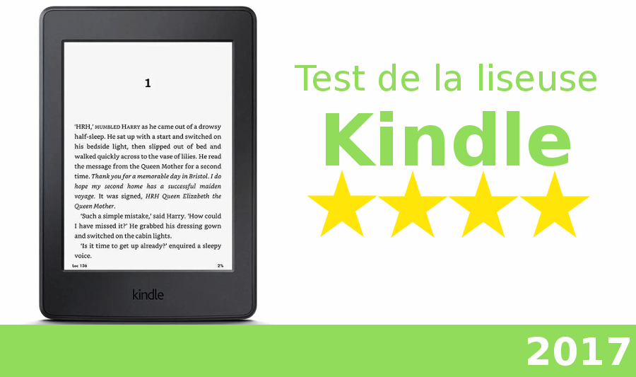 test kindle tactile 2017