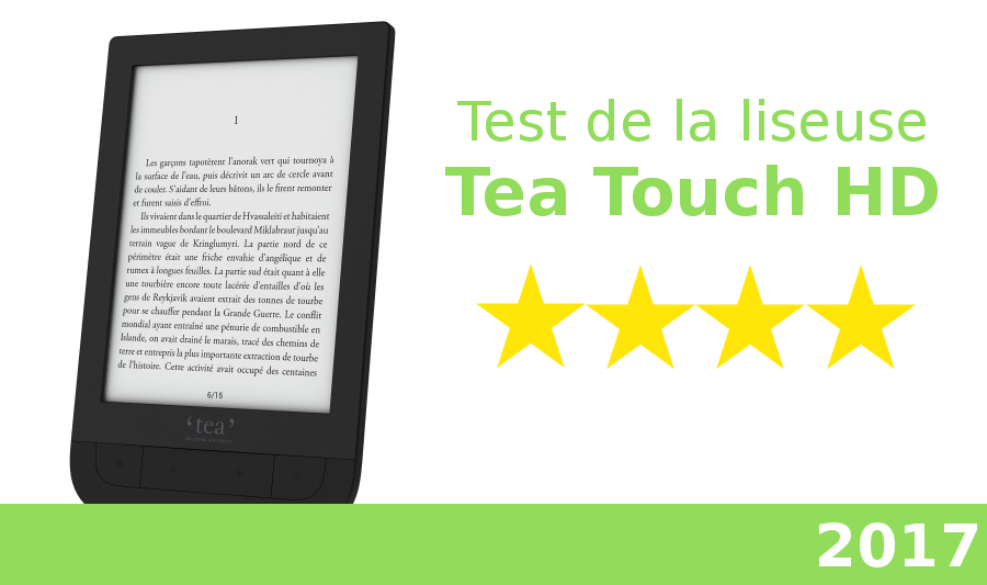 Test Tea Touch HD