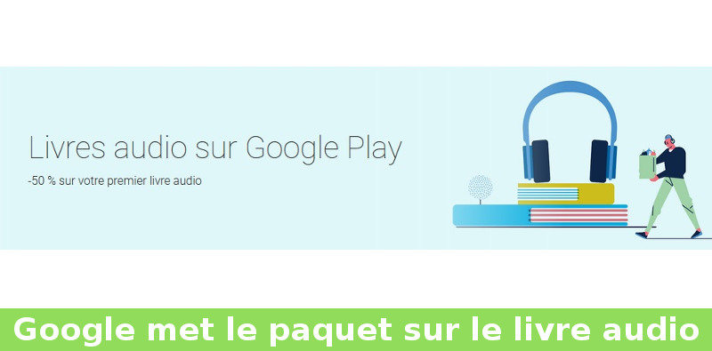 Google livre audio