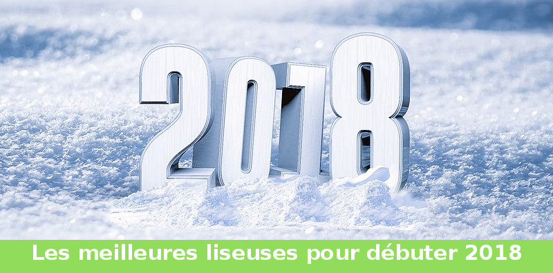 guide meilleures liseuses 2018