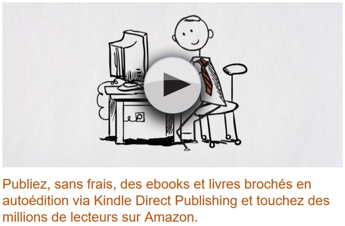Le service Amazon Kindle Direct Publishing