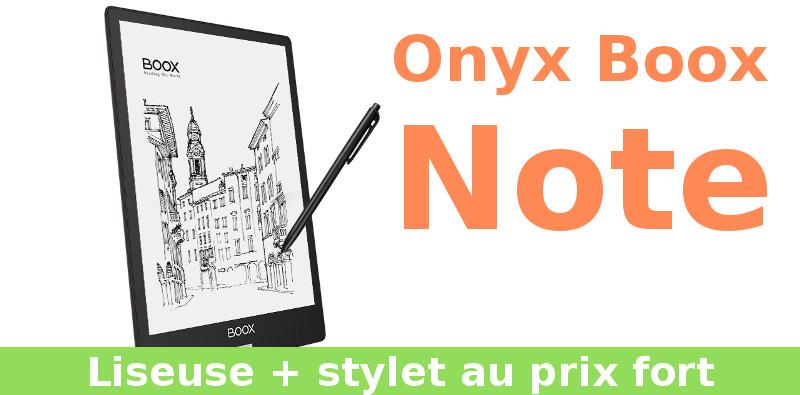 onyx boox note