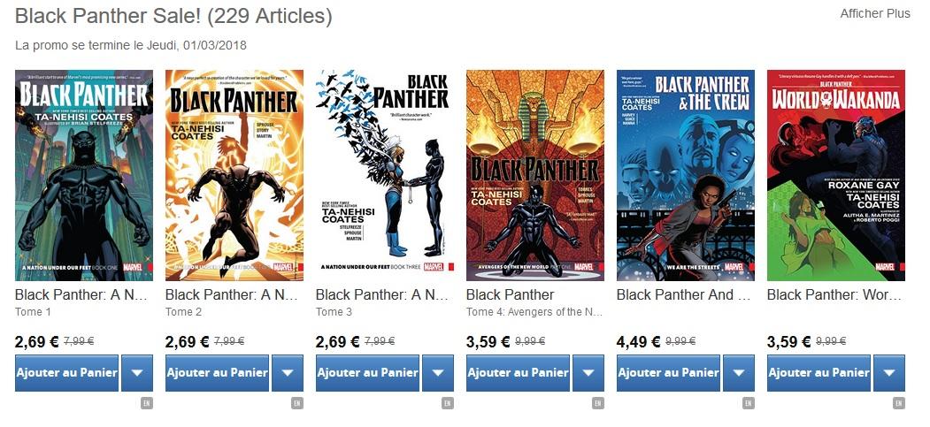 Promo téléchargement black panther