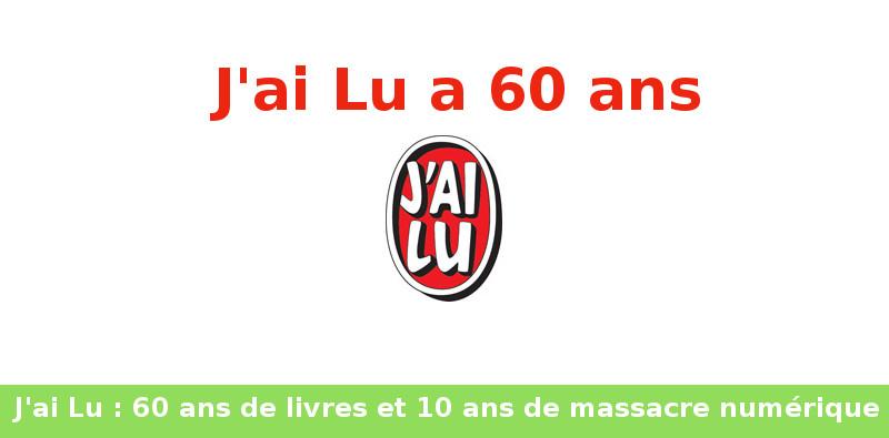60 ans de J'ai Lu