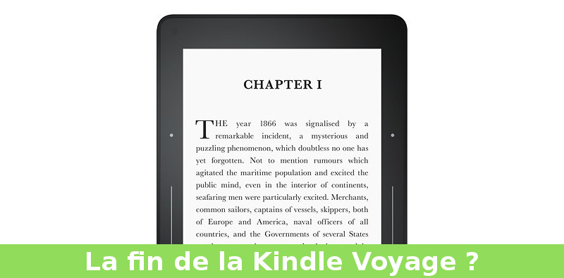 fin kindle voyage
