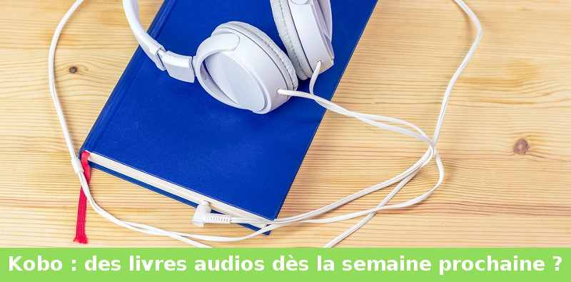 livre audio France kobo