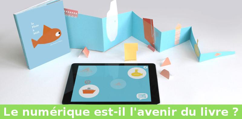 numérique avenir du livre papier