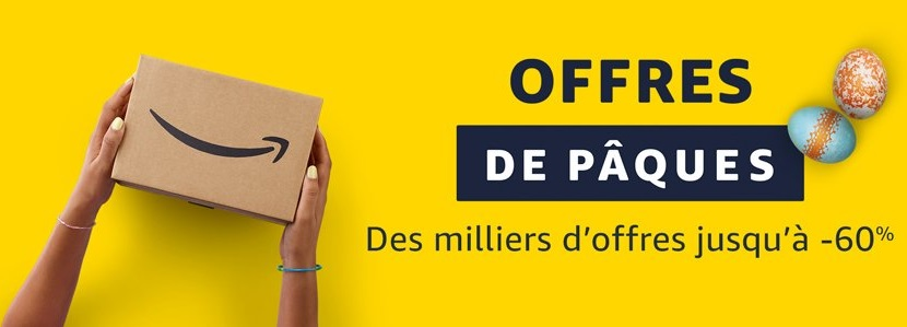 offres paques amazon