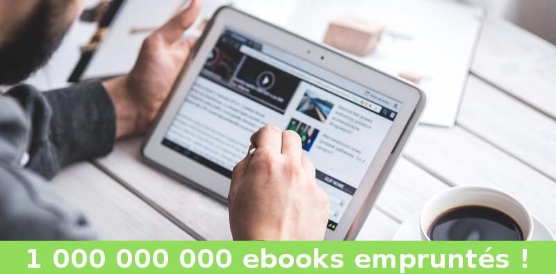 emprunter un livre numérique overdrive