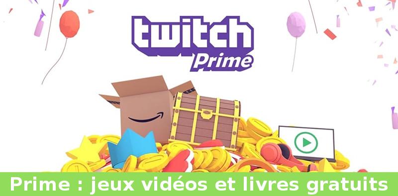 jeux vidéos dans Amazon Prime