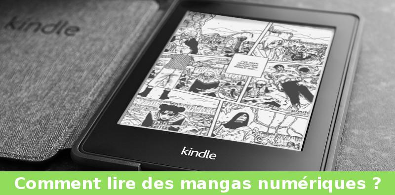 Tuto pour lire des mangas numériques