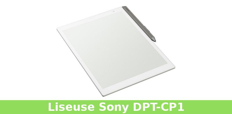 liseuse sony DPT-CP1