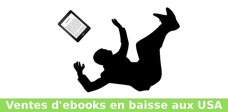 ebooks baisse usa