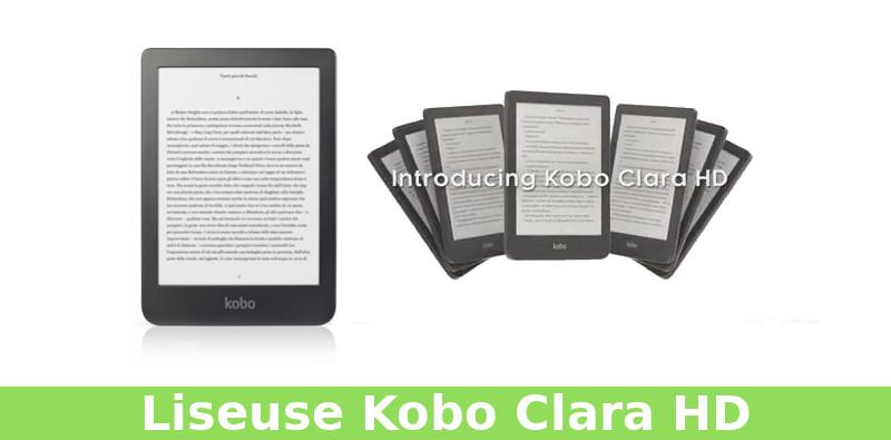 liseuse Kobo Clara HD