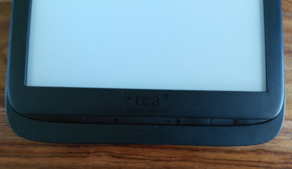 inkpad 3 button front e-reader