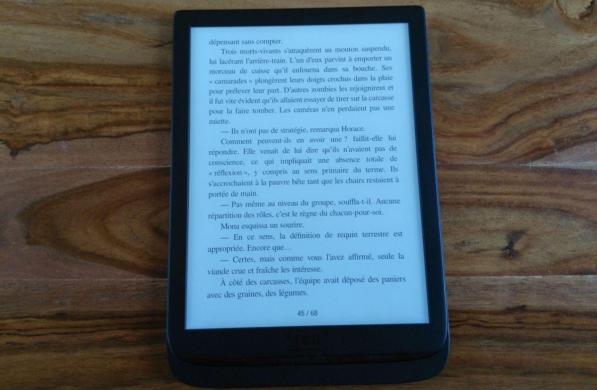 ebook inkpad 3 liseuse tea pocketbook