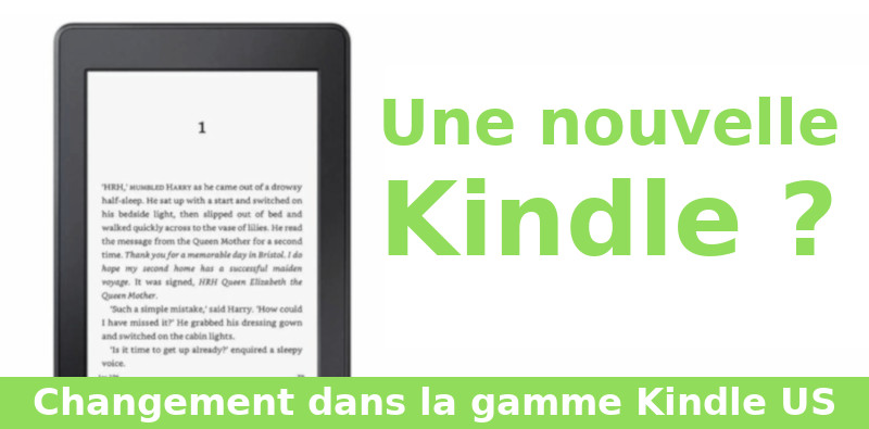 nouvelle kindle 2018