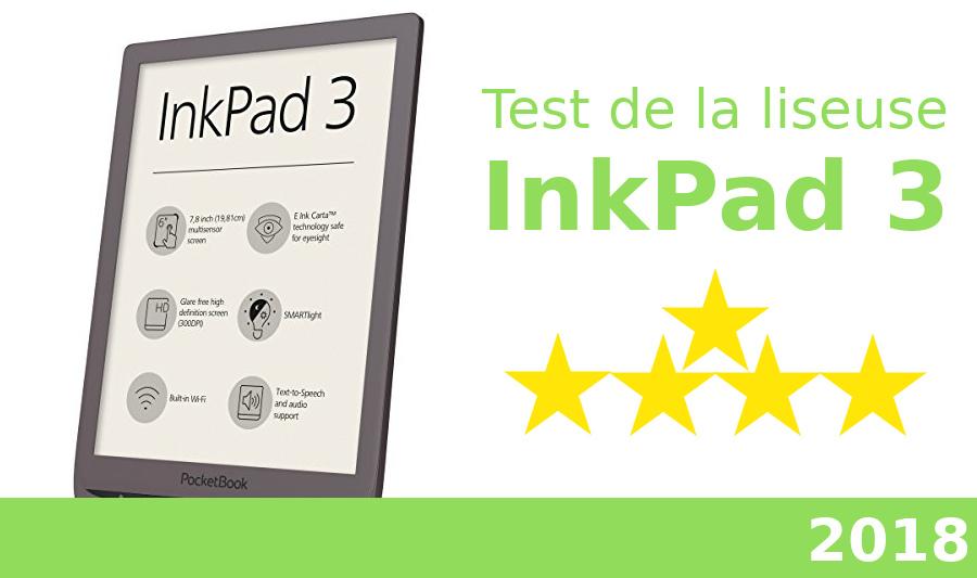 test liseuse InkPad 3
